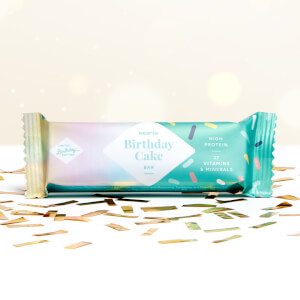 Barrita de Tarta de Cumpleaños (7 unidades)