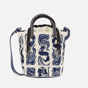 KENZO Women's Mini Mermaid Tote Bag - Blue
