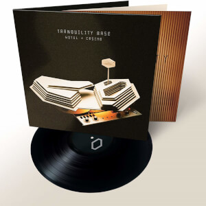 Arctic Monkeys - Tranquility Base Hotel & Casino - LP