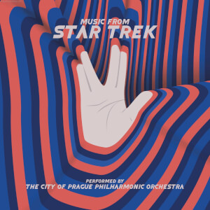 Music from Star Trek 2x LP