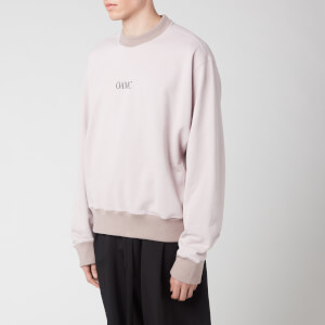 OAMC Men's Jugend Crewneck Sweatshirt - Dove