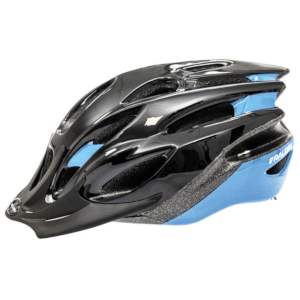 Raleigh Mission Evo Cycling Helmet - Black/Blue