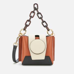 Yuzefi Women's Daria Tote Bag - Cream/Tan