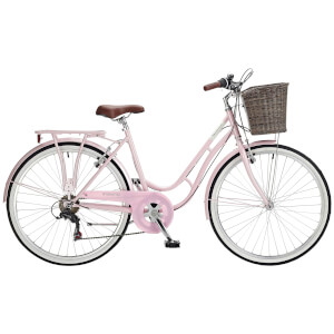 "Insync Mystique Ladies 26"" Wheel 6 Speed Traditional Bike - 18"""