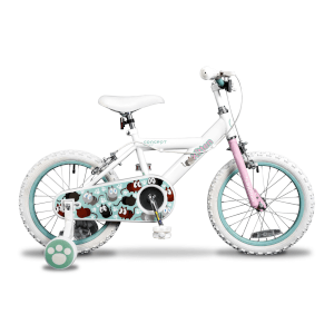 "Insync Kitten 16"" Wheel Girls Bicycle - 10.5"""