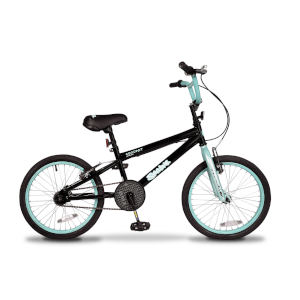 "Skyline 18"" Wheel Girls BMX Bicycle - 9"""