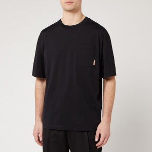 Acne Studios Men's Boxy Fit T-Shirt