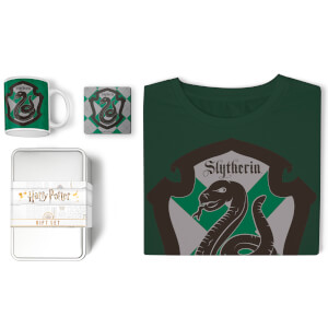 Harry Potter Slytherin Gift Set