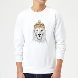 Winter Is Here Sweatshirt - White