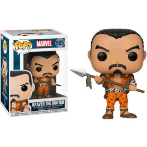 Marvel 80th Kraven the Hunter EXC Funko Pop! Vinyl