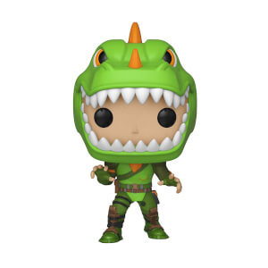 Fortnite S3 Rex GITD EXC Funko Pop! Vinyl