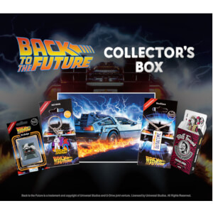 Back to the Future Collector's Box