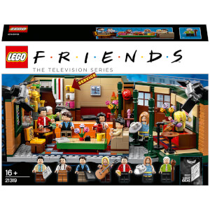 LEGO Ideas: Friends Central Perk (21319)