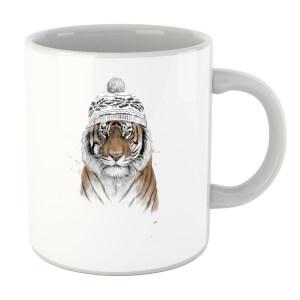 Balazs Solti Siberian Tiger Mug