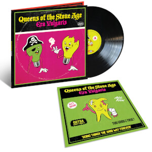 Queens Of The Stone Age - Era Vulgaris LP