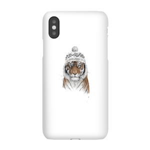 Balazs Solti Siberian Tiger Phone Case for iPhone and Android