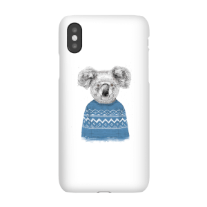 Winter Koala Phone Case for iPhone and Android