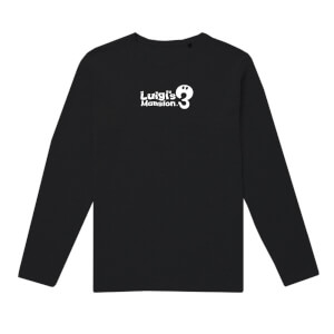 Luigi's Mansion 3 Long Sleeve T-Shirt - Black