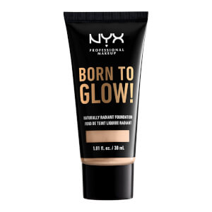 NYX Professional Makeup Born to Glow Naturally Radiant Foundation 30ml (Various Shades)