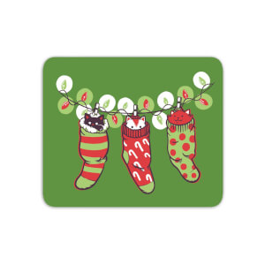 Tobias Fonseca Jingle Meow Mouse Mat