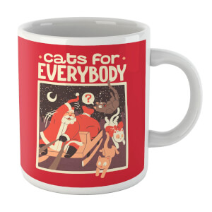 Tobias Fonseca Cats For Everybody Mug