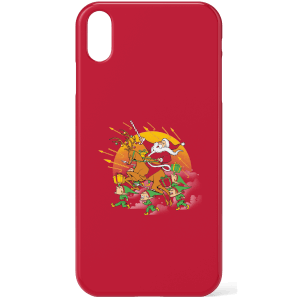 Tobias Fonseca Xmas War Phone Case for iPhone and Android
