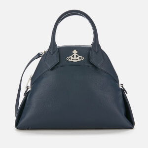 Vivienne Westwood Women's Windsor Medium Handbag - Blue