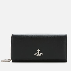 Vivienne Westwood Women's Windsor Long Wallet with Chain - Black