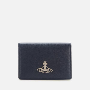 Vivienne Westwood Women's Windsor Card Holder - Blue