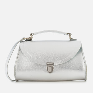 The Cambridge Satchel Company Women's The Mini Poppy Bag - Silver
