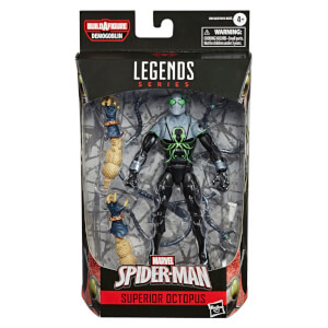 Hasbro Marvel Legends Spider-Man Superior Octopus 6 Inch Action Figure