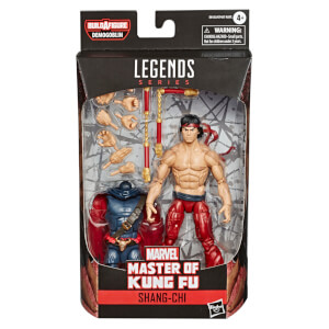 Hasbro Marvel Legends Series, figurine Shang Chi