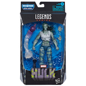Hasbro Marvel Legends Hulk 6 Inch Action Figure