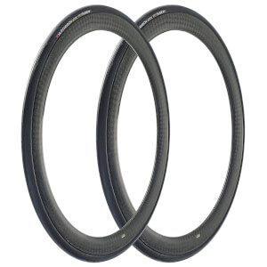 Hutchinson Fusion 5 Storm Tubeless Road Tyre Twin Pack
