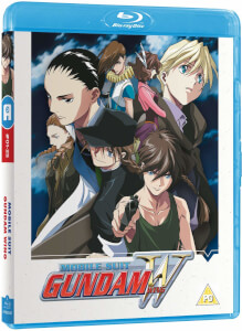 Mobile Suit Gundam Wing - Part 1 (Standard Edition)