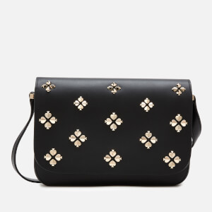 Kate Spade New York Women's Margaux Medium Flap Shoulder Bag - Black