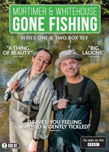 Mortimer & Whitehouse: Gone Fishing Series 1 & 2