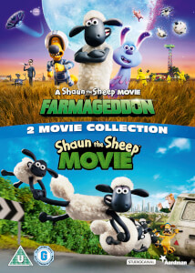 The Shaun the Sheep 2 Movie Collection