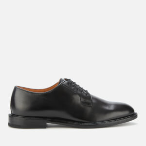 Paul Smith Men's Gale Leather Derby Shoes - Black