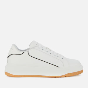 Paul Smith Men's Leyton Chunky Leather Trainers - White