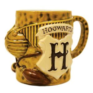 Harry Potter (Quidditch) Shaped Mug
