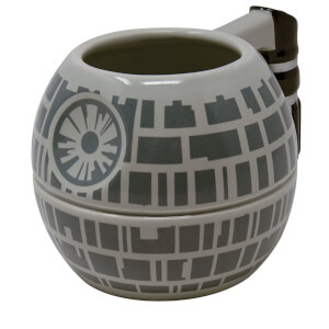 Star Wars (Death Star) Shaped Mug