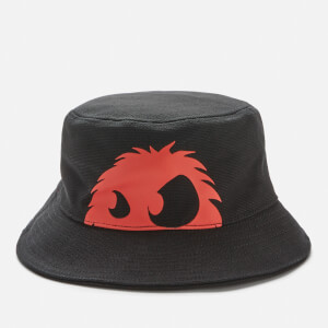 McQ Alexander McQueen Men's Bucket Hat - Black/Red