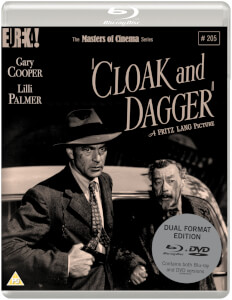 Cloak & Dagger (Masters of Cinema) Dual Format