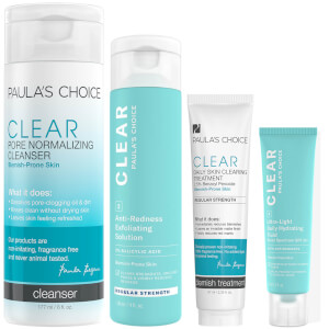 Paula's Choice Clear Skin Essentials (Worth $93.50)