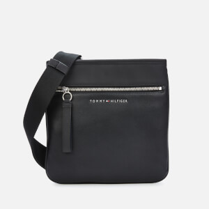 Tommy Hilfiger Men's Metro Crossover Bag - Black