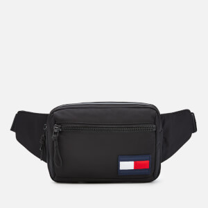 Tommy Hilfiger Men's Cross Body Bag - Black