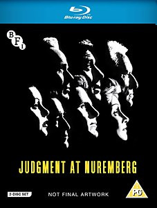 Judgment at Nuremberg (1961) (BD + DVD for Extras only)