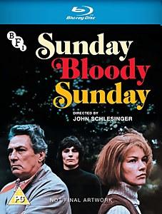 Sunday Bloody Sunday (1971) Blu-ray