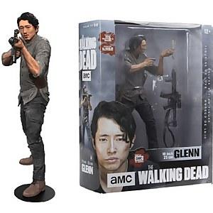 """McFarlane Walking Dead Glenn Deluxe 10"""" Figure"""